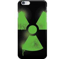 Radioactivity iPhone Case/Skin