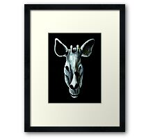 Bestiary ~ Part Six Framed Print