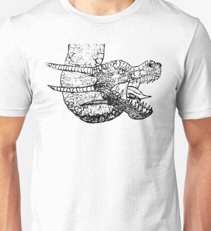Dragon Sketch Unisex T-Shirt