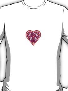 Folk heart 3 centre T-Shirt