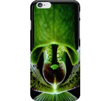 Commando - Orchid Alien Discovery iPhone Case/Skin