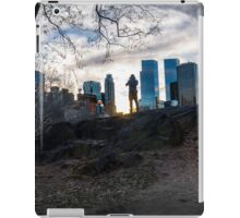 Working Out the Shot iPad Case/Skin