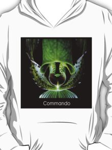 Commando - Orchid Alien Discovery T-Shirt