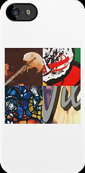 Erasure Beginnings Pop Art by PheromoneFiend