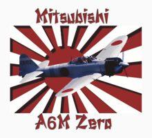 A6M Zero Kids Clothes