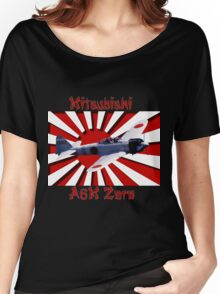 A6M Zero Women's Relaxed Fit T-Shirt