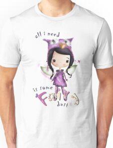cute fairy design Unisex T-Shirt