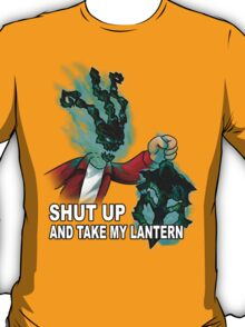 Thresh - SHUT UP AND TAKE MY LANTERN T-Shirt