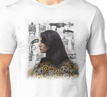 The Past is the Beginning of a Beginning Unisex T-Shirt