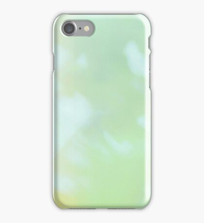 Expired Film Abstract iPhone Case/Skin