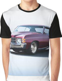 1971 Chevelle 'Malibu Muscle' Graphic T-Shirt