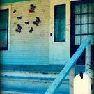 Front Porch Welcome by angelandspot