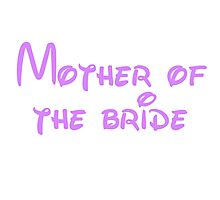 Mother of the Bride Photographic Print