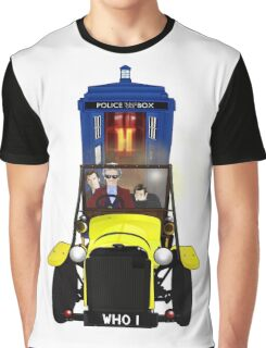 Time Lord Road Trip! Graphic T-Shirt