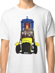 Time Lord Road Trip! Classic T-Shirt