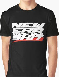 New Era Same Old Shit Graphic T-Shirt