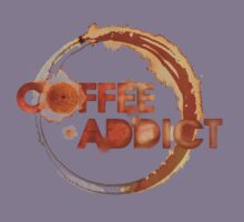 Coffee Addict Kids Clothes