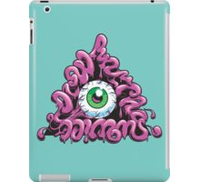 Do What Thou Will... iPad Case/Skin