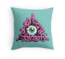 Do What Thou Will... Throw Pillow