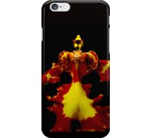 The Warrior - Orchid Alien Discovery iPhone Case/Skin