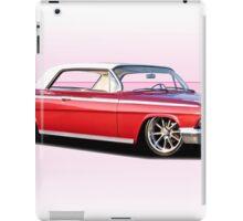 1962 Chevrolet Impala Hardtop iPad Case/Skin