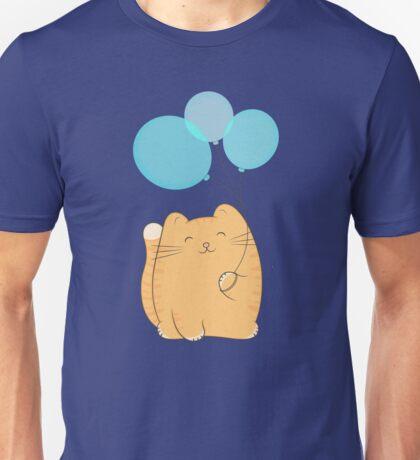 gil, the cat Unisex T-Shirt