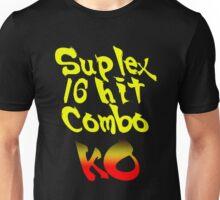 brock leasnar suplex death Unisex T-Shirt