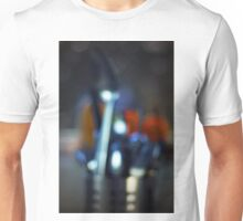 Abstract Cutlery Unisex T-Shirt