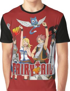 Fairy Tail ~ Graphic T-Shirt