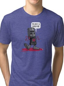 A Vintage Flesh Wound Tri-blend T-Shirt