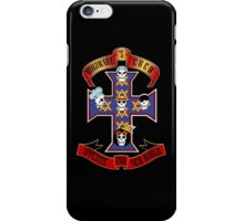 Appetite for New World iPhone Case/Skin