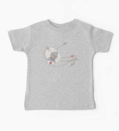 Abstract #10 Baby Tee