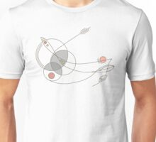 Abstract #10 Unisex T-Shirt