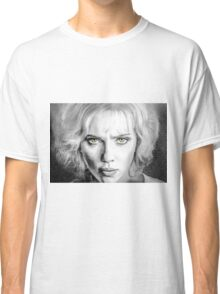 Lucy Movie Classic T-Shirt
