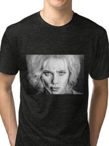 Lucy Movie Tri-blend T-Shirt