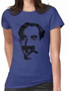groucho  Womens Fitted T-Shirt
