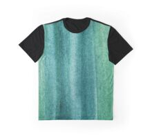 Too Close Green  Graphic T-Shirt