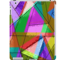 Colorful triangle iPad Case/Skin