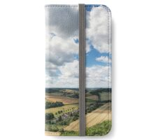 Looking Out From West Wycombe iPhone Wallet/Case/Skin
