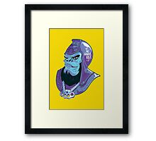 Planet of Da Apes Framed Print