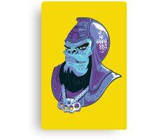 Planet of Da Apes Canvas Print