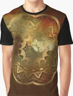 Golden magic Graphic T-Shirt