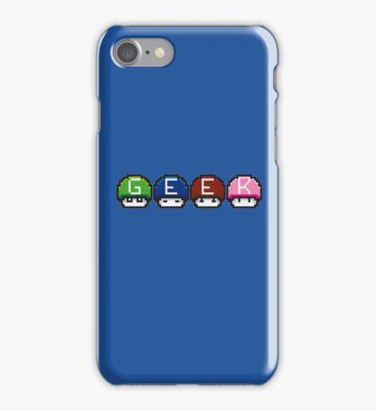 Geek Name iPhone Case/Skin