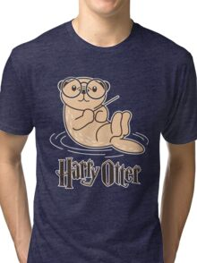 Harry otter Tri-blend T-Shirt
