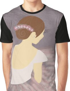 Ballerina  Graphic T-Shirt