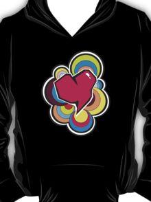 Retro Heart T-Shirt