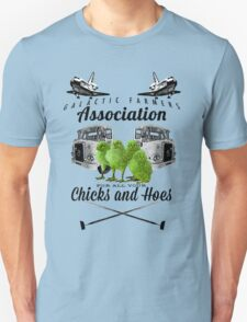 Chicks and Hoes T-Shirt