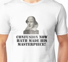Shake-a-speare Unisex T-Shirt