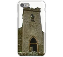 St. Columbe's Church, Clonmany, Donegal, Ireland iPhone Case/Skin