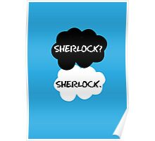 Sherlock Holmes - TFIOS Poster